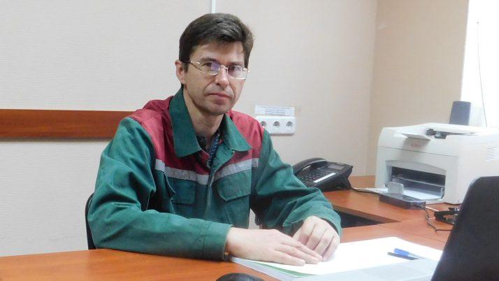 Виктор Дубик: «Я выбрал профессию благодаря рассказам отца…»