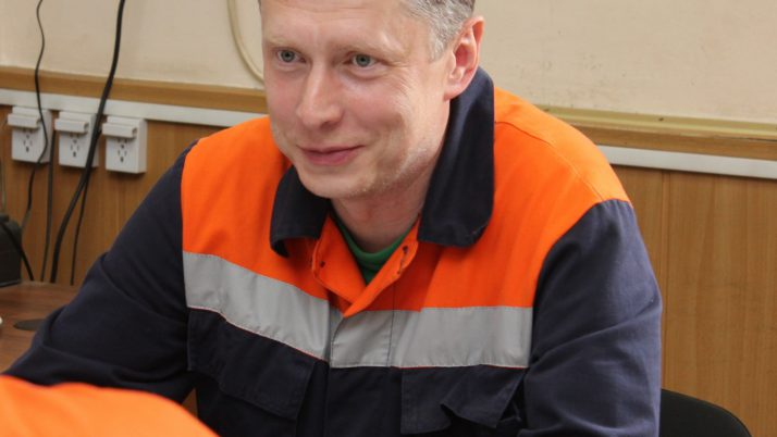 Герасимович Сергей Вячеславович: «Я Энергетик, и горжусь этим!»