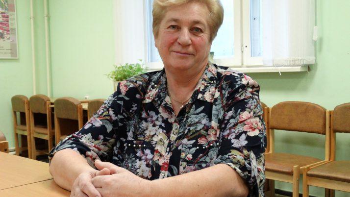 ЛИНОК Мария Матвеевна