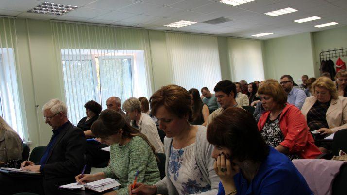 В период с 06 по 10 августа 2018г. в филиале «Учебный центр подготовки и повышения квалификации персонала РУП «Минскэнерго» выполнено следующее: