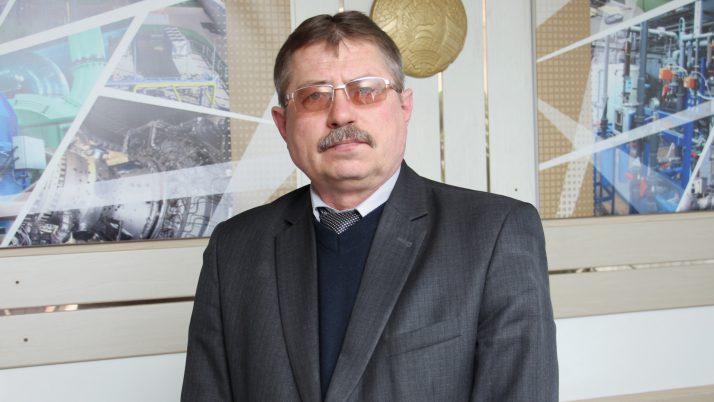 Директор Жодинской ТЭЦ обладатель звания «Человек года Минщины»