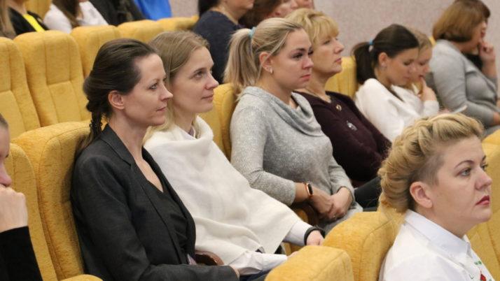 21 ноября 2019 года в аппарате управления и филиалах                                РУП «Минскэнерго» состоялся Единый день информирования