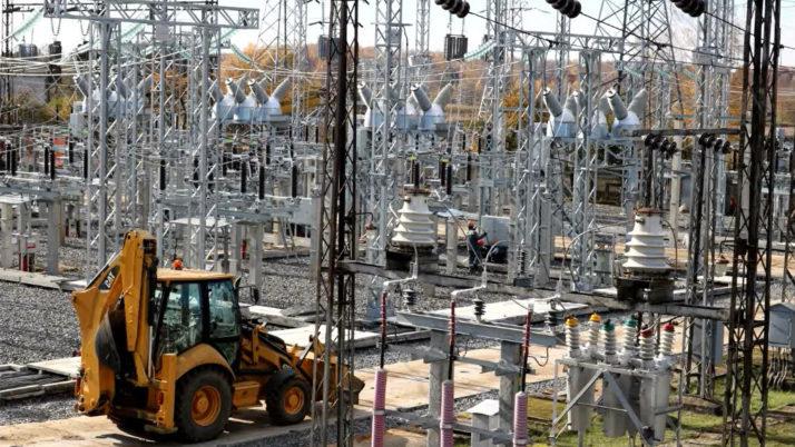Реконструкция открытого распределительного устройства 110 кВ филиала «Жодинская ТЭЦ» РУП «Минскэнерго». Первая очередь строительства