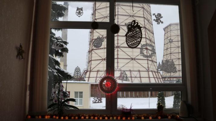 Сохраняем «Новогоднее настроение» с филиалом «Минская ТЭЦ-3»!
