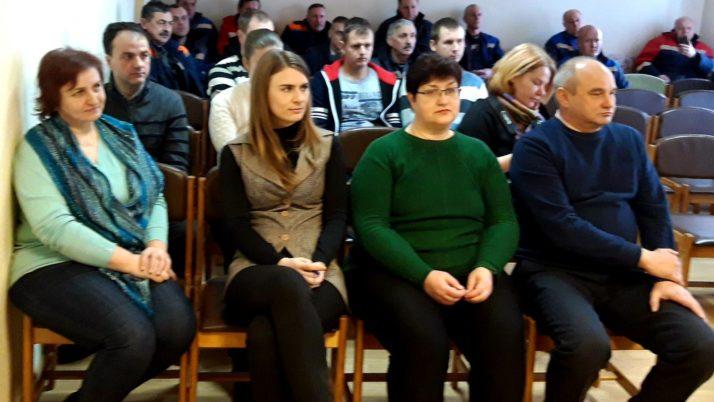 16 декабря 2020 года в аппарате управления и филиалах                              РУП «Минскэнерго» состоялся Единый день информирования
