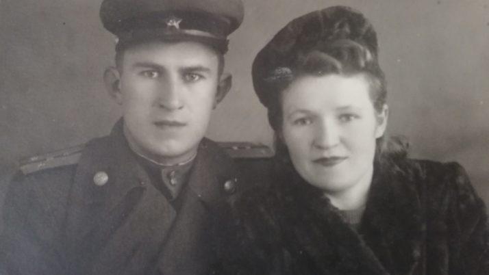 Любовь, повенчанная войной – история моей семьи
