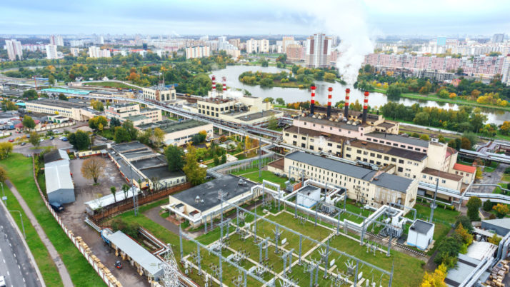 СМИ о нас: в Минске проходит ремонт теплосетей
