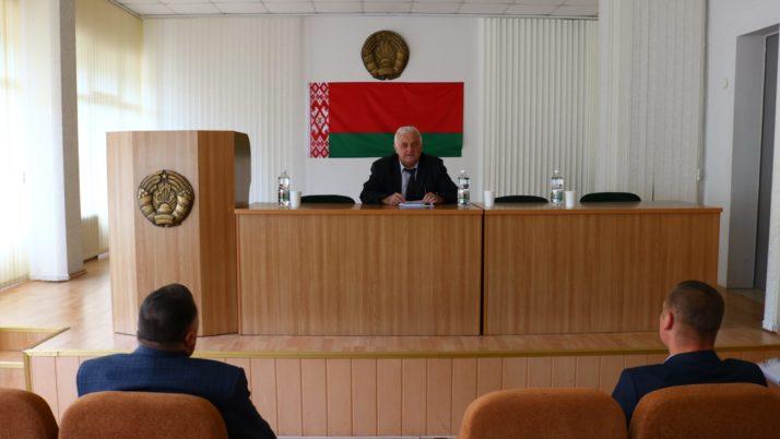Минская ТЭЦ-4  за стабильную работу предприятия  и сильную Беларусь