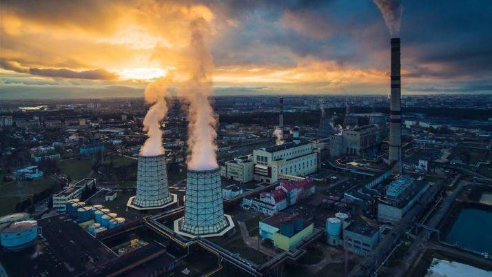 Россия и Беларусь совместно начали масштабную реконструкцию крупнейшей в Минске ТЭЦ-3 — Россия24